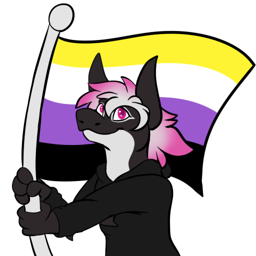 Cadey is enby